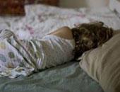 النوم على الجانب الأيسر يتسبب فى كوابيس
