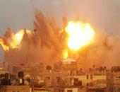 """القيادة الفلسطينية تندد بـ""""المجزرة"""" فى حى الشجاعية شرق غزة"""