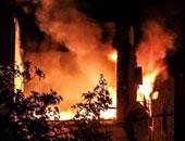 """شهود عيان لـ""""اليوم السابع"""": سماع دوى انفجارات يهز مخيم النصيرات بـغزة"""