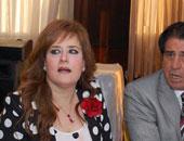 حياة عبدون مساعدا لرئيس حزب الوفد للتثقيف وياسر قورة للشؤون البرلمانية