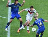 بعد مرور 20 دقيقة.. ألمانيا تسيطر والأرجنتين تلعب على المرتدات