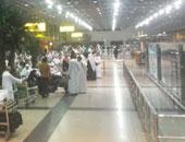 وفاة معتمرة بمطار القاهرة قبل صعودها طائرة المدينة المنورة