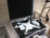 ضبط طائرات مزودة بكاميرات تصوير وأجهزة تسجيل بميناء الإسكندرية