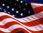 البنتاجون يكتسى بالعلم الأمريكى فى ذكرى هجمات 11 سبتمبر