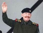 حزب البعث العراقي يعلن وفاة عزة الدوري رجل صدام الأشهر فى الحكم