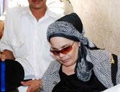 نص المكالمة بين البرلمانى النافذ وهدى عبدالمنعم فى سجن النساء