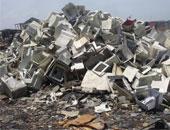 دراسة: أفريقيا أنتجت 2.9 مليون طن من النفايات الالكترونية عام 2019