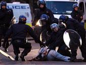 اعتقال 5 أشخاص فى لندن بعد الاشتباه فى انضمامهم لمنظمة محظورة