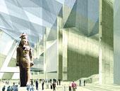"""تفاصيل مشروع إنشاء """"المتحف المصرى الكبير"""" على """"النايل تى فى"""".. اليوم"""