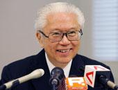 رئيس سنغافورة يزور الأهرامات قيبل مغادرته البلاد