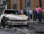 إسرائيليون متطرفون يضرمون النار فى سيارة فلسطينى بالقدس الشرقية