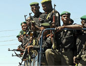 الجيش النيجيرى يقبض على 10 من قادة جماعة بوكوحرام الإرهابية