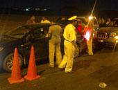 مرور القاهرة يضبط 9 سائقين يتعاطون المواد المخدرة أثناء القيادة