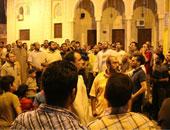"""وقفة احتجاجية بالعريش ضد التعيين بـ""""الواسطة"""" بجهاز تنمية سيناء"""
