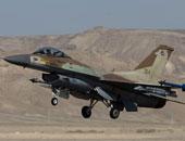 إسرائيل تستهدف مخيمات اللاجئين فى قطاع غزة بغارة جوية