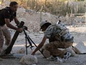 المعارضة السورية المسلحة تعلن استهداف قصر للرئاسة بدمشق