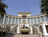 تصعيد المستشار طارق شبل نائبا لرئيس المحكمة الدستورية