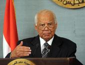 الببلاوى: إذا لم يعترف الإخوان بالثورة فلا مجال للحديث عن مصالحات