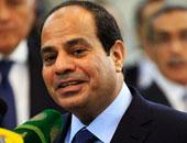 السيسى: جارى العمل على إعداد خريطة استثمارية فى مصر