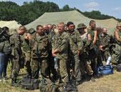 """مقتل وإصابة 9 جنود أوكرانيين فى منطقة """"دونباس"""""""