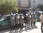 القبض على 4 من قتلة خفير نظامى ببنى سويف والبحث عن متهم هارب