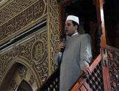 صلاة الغائب على أرواح شهداء حرب 6 أكتوبر المجيدة فى مسجد عمر مكرم
