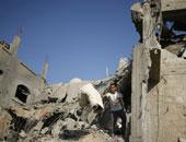 الأمم المتحدة: توقف إعادة إعمار غزة بسبب منع الاحتلال دخول الأسمنت