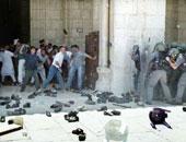 مستوطنون يقتحمون المسجد الأقصى وسط حراسة مشددة من شرطة الاحتلال