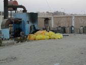 التنمية المحلية تبحث مشكلة تضرر أهالى 15 مايو من الروائح الكريهة بمصنع مخلفات طبية