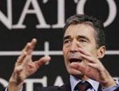 راسموسن: أوكرانيا و(الناتو) سيعززان التعاون العسكرى بينهما