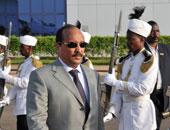 الشرطة تستجوب رئيس موريتانيا السابق بتهمة التفريط فى جزيرة لأمير قطر السابق