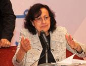 سكينة فؤاد: المصريون سيخرجون فى الانتخابات لإحباط محاولات عرقلة الدولة