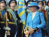 سفير الدنمارك الجديد بالقاهرة ينقل تحيات الملكة مارجريت الثانية إلى الرئيس السيسي