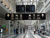 عطل فى شبكة اتصالات تسجيل الحقائب بمطار رفيق الحريرى يتسبب فى تأخر الرحلات