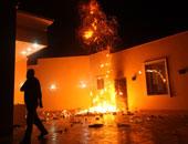 مسؤول ليبى :مقتل 5 أجانب فى هجوم على فندق بطرابلس