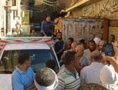 سقوط صاحب مطحن استولى على 100 طن دقيق قبل بيعها في السوق السوداء بالشرابية