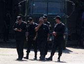 تبادل إطلاق نار بين قوة أمنية ومسلحين دون إصابات بالفيوم