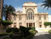 بالصور.. السفير الإسرائيلى بمصر يزور معبد الياهو النبى بالإسكندرية