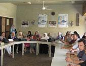 ندوة حول المشروعات الصغيرة وتنمية القرية بمركز النيل للإعلام بزفتى