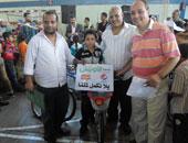 جمعية الأورمان تنظم معرضا خيريا لتجهيزات المدارس بالوادى الجديد