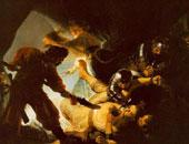 """عرض أول لوحة """"جديدة"""" لرامبرانت منذ 44 عاما فى أمستردام"""