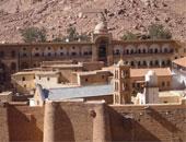 32 سفيرا يزورون دير سانت كاترين فى جنوب سيناء