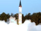 زعيم كوريا الشمالية يهنئ منفذى إطلاق صاروخ بالستى سقط فى اليابان أمس