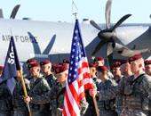 وصول تعزيزات عسكرية أمريكية إلى قاعدة عين الأسد فى الأنبار بالعراق