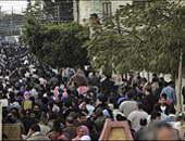 انطلاق تظاهرات تطالب بسرعة إتمام المصالحة الفلسطينية فى غزة