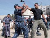 استشهاد ضابط شرطة بقوات الأمن الفلسطينية وإصابة أخرين باشتباكات مع مسلحين