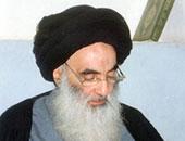 السيستانى يدعو العراقيين للحياد فى الصدام بين إيران والولايات المتحدة