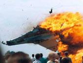 سقوط طائرة عسكرية بمنطقة عين الزيتون شرق الجزائر ومصرع قائدها ومرافقه