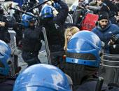 """منظمة """"العفو الدولية"""" تتهم عناصر فى الشرطة الإيطالية بـ""""تعذيب"""" مهاجرين"""