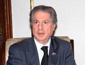 رئيس لبنان الأسبق يصل القاهرة للمشاركة فى مؤتمر نصرة القدس